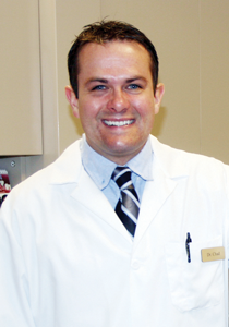 Dr. Chad Boers