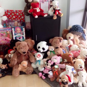 Toys for charity