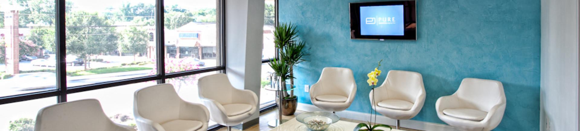 Pure dental health office